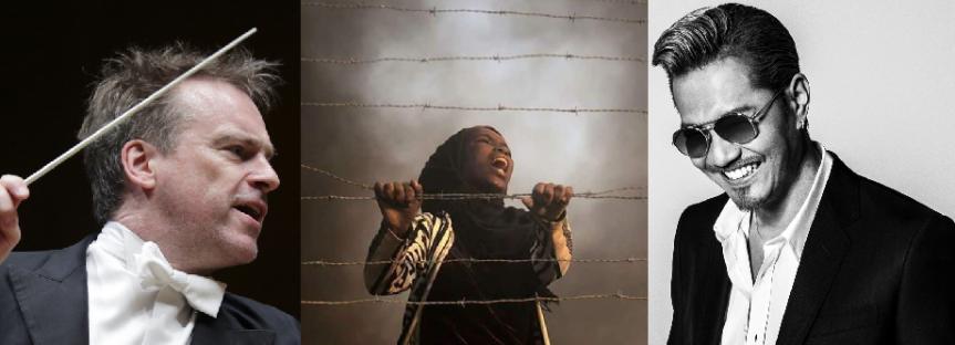 「イスラエル建国70周年記念コンサート」緊急抗議行動!